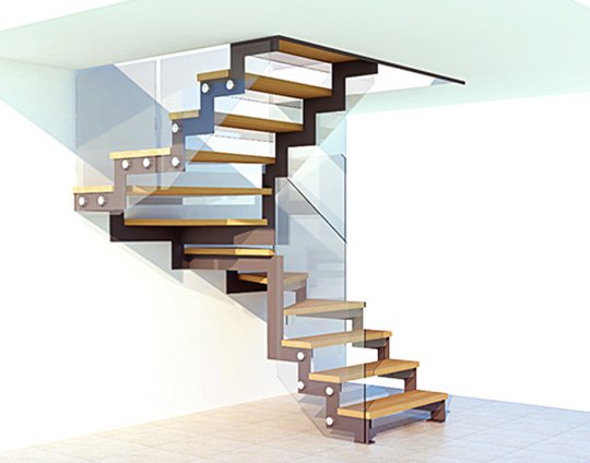 First Step Designs How Much Does A New Metal Staircase Cost